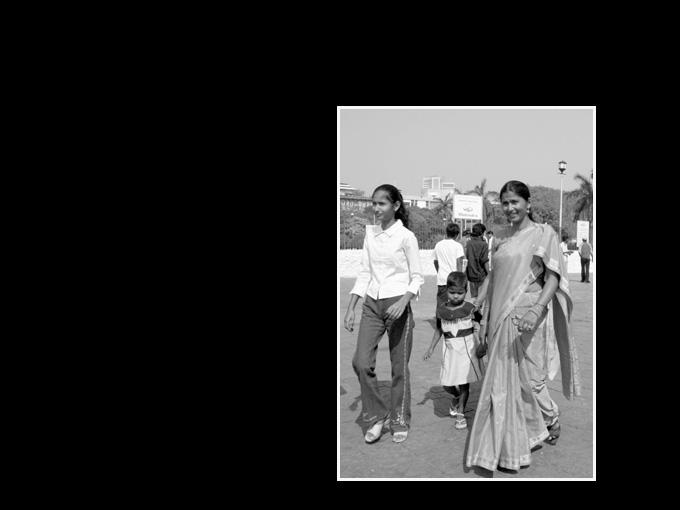 Bombay Inde 151
