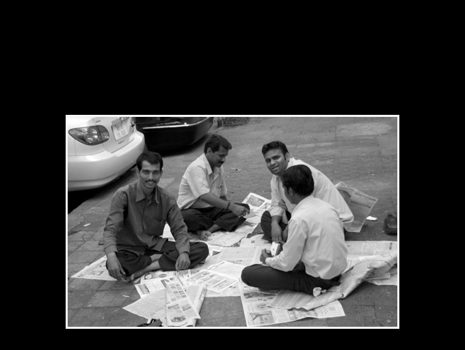 Bombay Inde 163